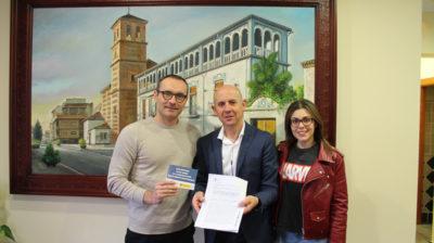 Firma acuerdo Atarfe-FEGRADI